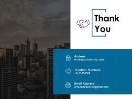 Thank You Ppt Professional Graphics Download