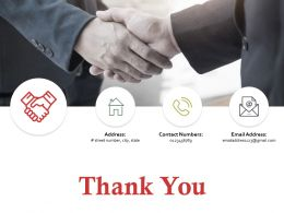 Thank You Ppt Professional Show