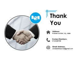 Thank You Ppt Sample Presentations Template 1