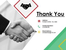 Thank You Ppt Sample Presentations Templates 1