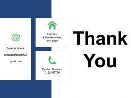 Thank You Ppt Show Professional