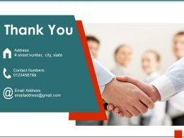 Thank You Ppt Slide Themes