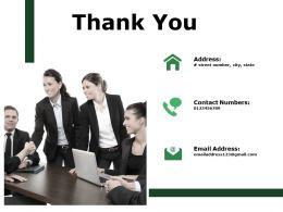 60476823 Style Essentials 2 Thanks-FAQ 4 Piece Powerpoint Presentation Diagram Infographic Slide