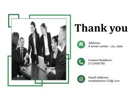 Thank You Ppt Styles Designs Download