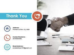 Thank You Ppt Summary Designs Download