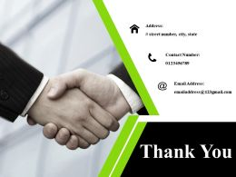 Thank You Presentation Images Template 2