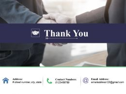 Thank You Project Management Budget Ppt Powerpoint Presentation Model Sample