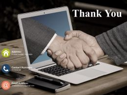 Thank You Resource Management Ppt Powerpoint Presentation Pictures Introduction