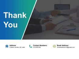 Thank You Sample Ppt Files Template 1