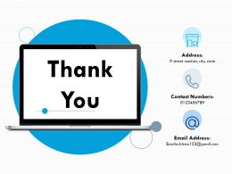 Thank You Sample Ppt For Thesis Defense Ppt Powerpoint Presentation File Summary