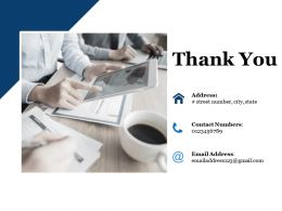 Thank You Service Design Management Ppt Powerpoint Presentation Model Smartart