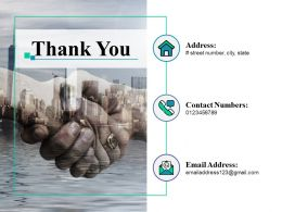 Thank You Testimonial Analysis Ppt Layouts Example Introduction