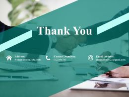 Thank You Transformation Approach Ppt Powerpoint Presentation File Gallery
