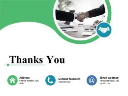 Thanks You Ppt Professional Background Images