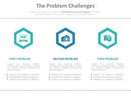 58385857 Style Cluster Hexagonal 3 Piece Powerpoint Presentation Diagram Infographic Slide