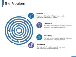The Problem Ppt Layouts Introduction