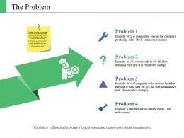 The Problem Ppt Outline Slide Download