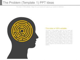 The Problem Template1 Ppt Ideas