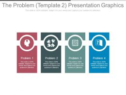 The Problem Template2 Presentation Graphics