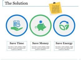 The Solution Ppt Designs Download