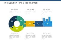 The Solution Ppt Slide Themes