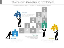 The Solution Template2 Ppt Images