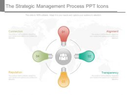 the_strategic_management_process_ppt_icons_Slide01
