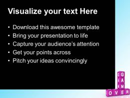 The Strategy Game Powerpoint Templates Over Success Ppt Theme