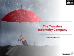 The Travelers Indemnity Company Profile Overview Financials And Statistics From 2014-2018