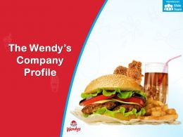 The Wendys Company Profile Overview Financials And Statistics From 2014-2018