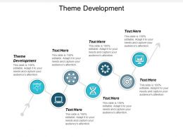 Theme Development Ppt Powerpoint Presentation Infographics Graphic Tips Cpb