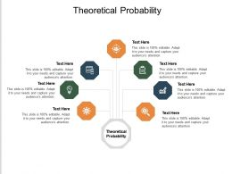 Theoretical Probability Ppt Powerpoint Presentation Summary Gallery Cpb
