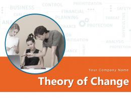 Theory Of Change Process Strategies Theory Components Engagement Achieve