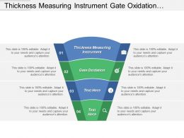 Thickness Measuring Instrument Gate Oxidation Inter Layer Film Formation