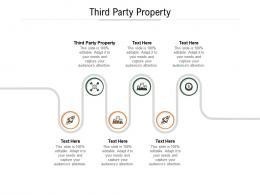 Third Party Property Ppt Powerpoint Presentation Styles Guide Cpb