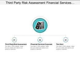 Third Party Risk Assessment Financial Services Corporate Business Analysts Cpb