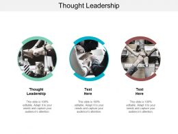 Thought Leadership Ppt Powerpoint Presentation Inspiration Cpb