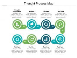 Thought Process Map Ppt Powerpoint Presentation Infographic Template Example 2015 Cpb