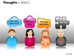 Thoughts Style 1 PPT 3