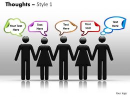 Thoughts Style 1 PPT 5