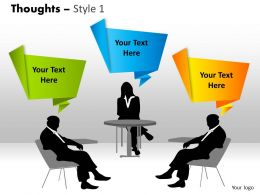 Thoughts Style 1 PPT 6