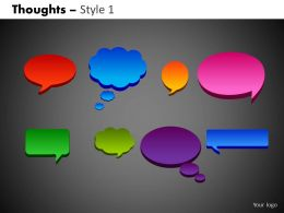Thoughts Style 1 PPT 8