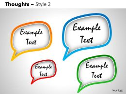 Thoughts Style 2 PPT 1