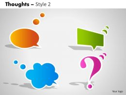 Thoughts Style 2 PPT 4