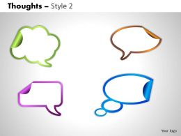 Thoughts Style 2 PPT 5
