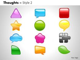 Thoughts Style 2 PPT 6