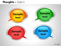 Thoughts Style 2 PPT 8