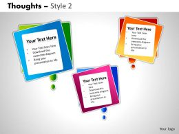 Thoughts Style 2 PPT 9