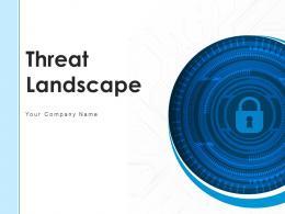 Threat Landscape Operational Security Behavioral Analytics Technologies