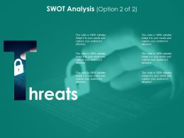 Threats Powerpoint Guide
